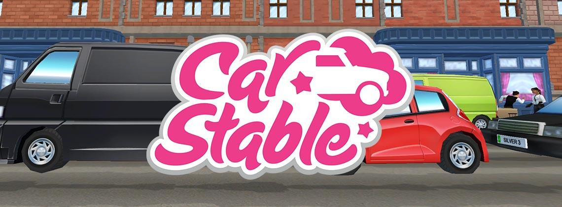 April, April! Wir stellen vor: CAR STABLE!