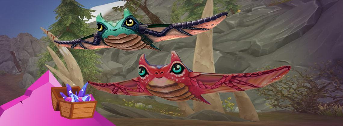 Un nouveau pack de Star Coins et compagnons dragons !