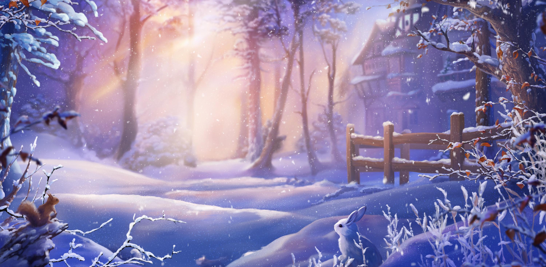 Gratis Bilder Vinter