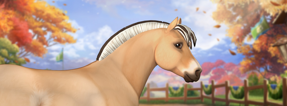 The Fjord Horse - Star Stable Teasers