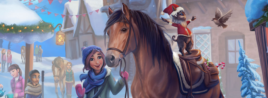 Star Stable 2018 Holiday Calendar