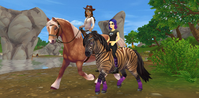 Don't let summer end – invite a friend! | Star Stable