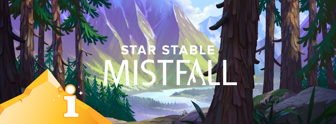 Star Stable: Mistfall is out now!