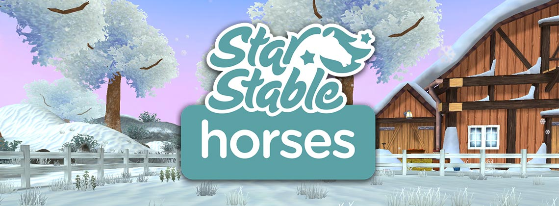 Winterupdate Star Stable Horses