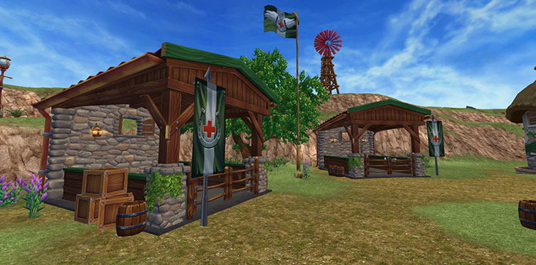 Unlock exciting tasks around the Rescue Ranch!