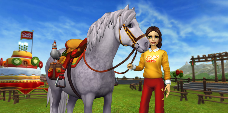 Star Stable turns 7 years old! | Star Stable