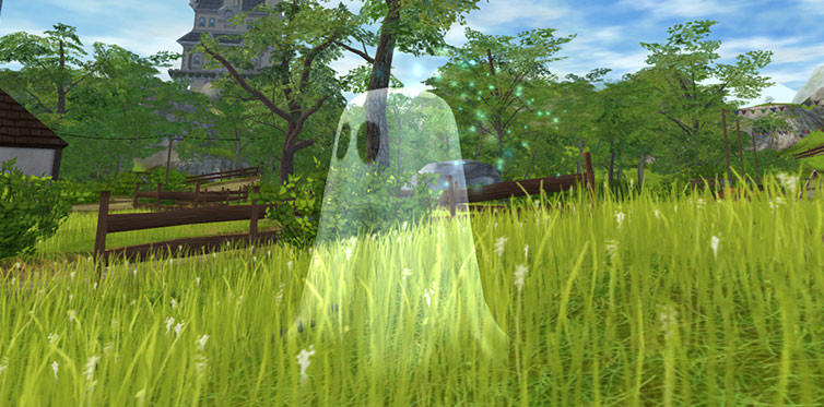 Help the ghosts of Jorvik find peace!