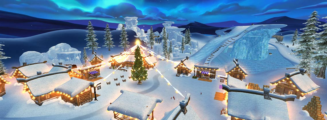 The return of the Winter Village!