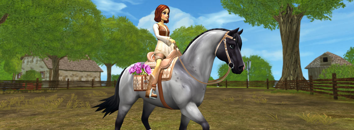 Valentine's Day AND New Horses! | Star Stable