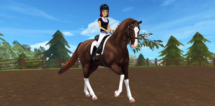 How Much Does It Cost To Replace A Starter >> Valentine's Day AND New Horses! - Star Stable - Gamekit - MMO games, premium currency and games ...