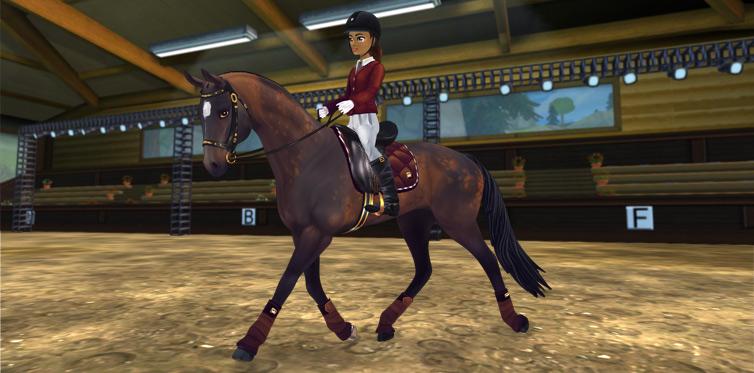 Kommer en av dessa magnifika hästar sluta sig till din StarFam?