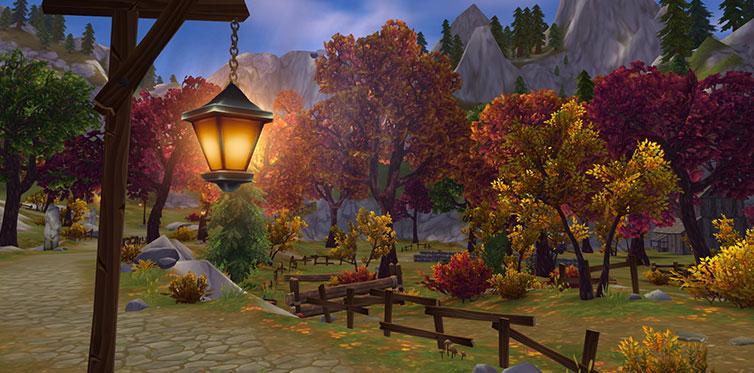 O Vale de Golden Hills nunca foi tão bonito!