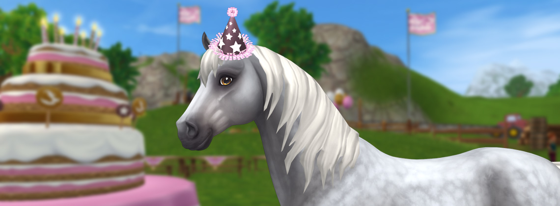 Buon compleanno, Star Stable!