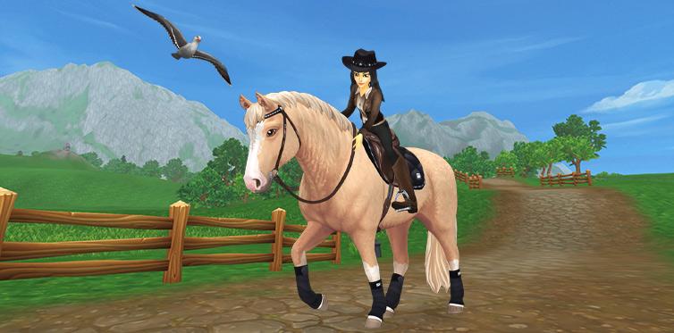 Kommer en ny häst bli del av din StarFam idag?
