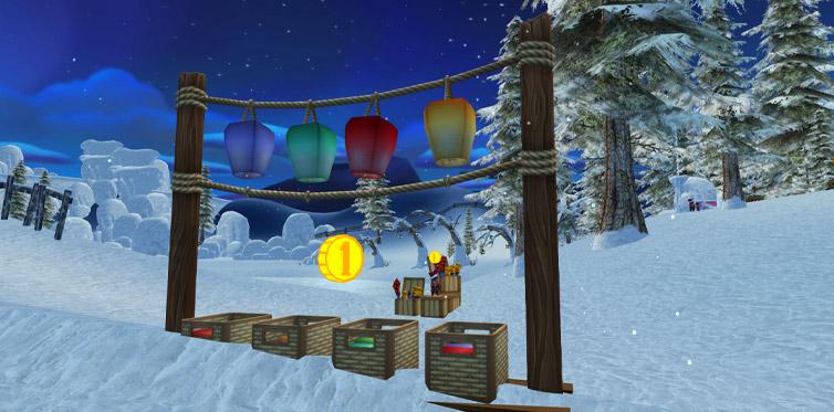 Met lantaarns EN vuurwerk wordt het licht in het donker.