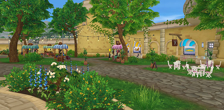 A fresh look for Fort Pinta Plaza!