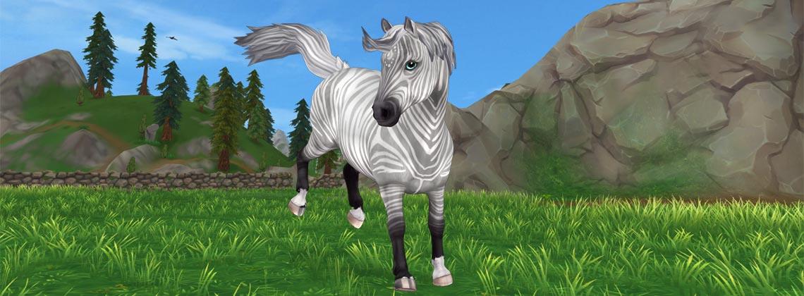 Twinkle Twinkle Little Horse