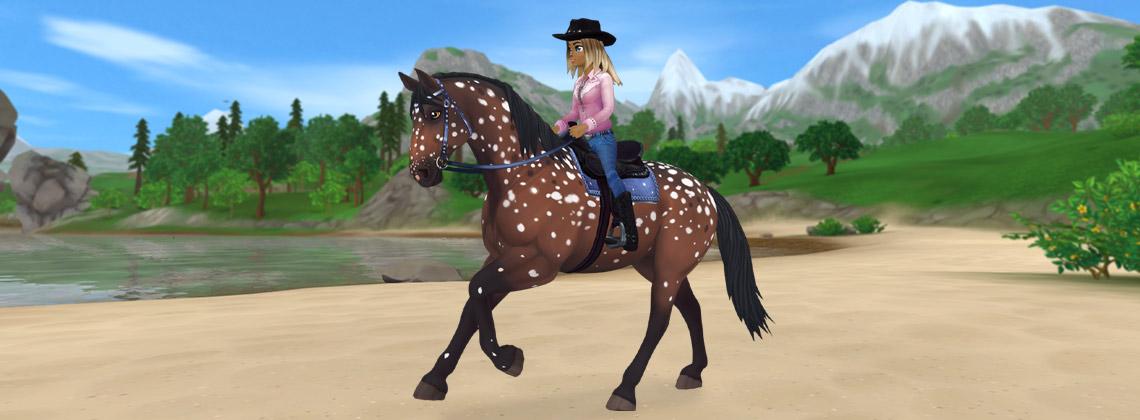 Lisää knabstrupinhevosia pelikansalle!