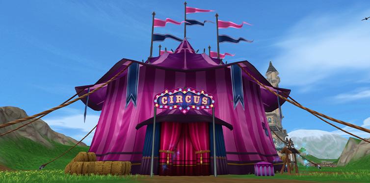 Wie wordt de nieuwe aanwinst in het Circus der Dromen?