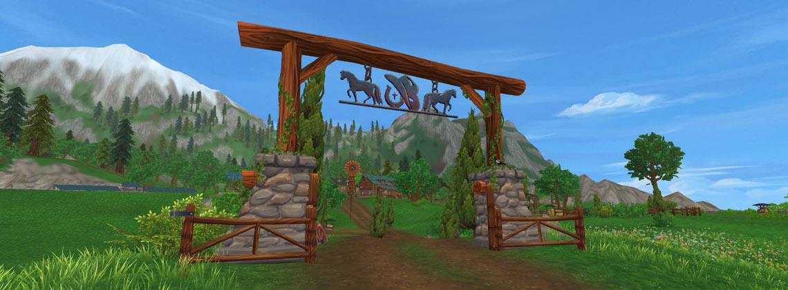 Il Ranch Starshine ti dà il benvenuto!