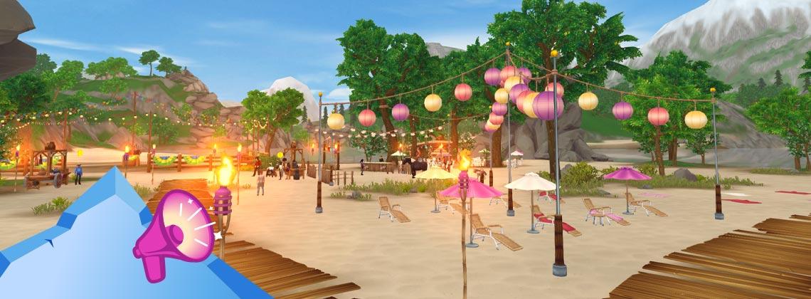 Välkommen till Fort Pinta-festivalen!