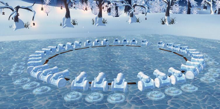 Ikke gå glipp av de nye tilskuddene i Vinterlandsbyen!