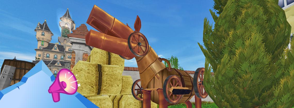 Tag med Big Bonny på hendes mission, hvor hun skal omdanne affald til skatte!