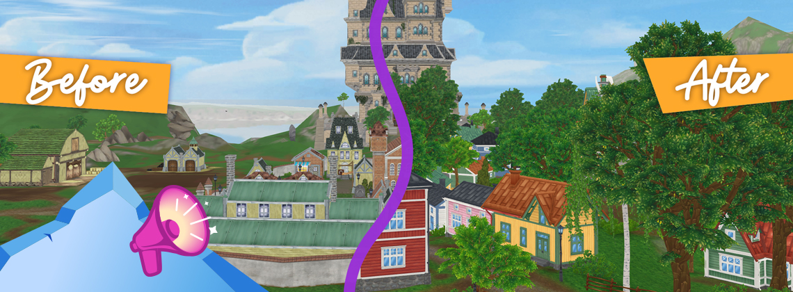 Begrüße das neue und verbesserte Silverglade!