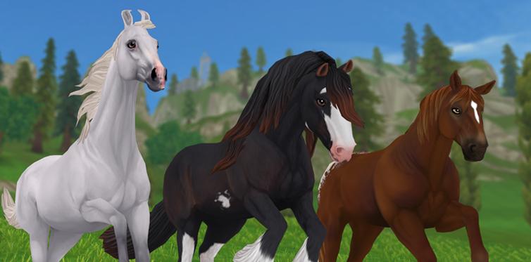 Quel cheval va rejoindre ta famille ?