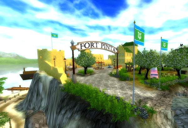 Nya uppdrag runt Fort Pinta och level 5 för alla!