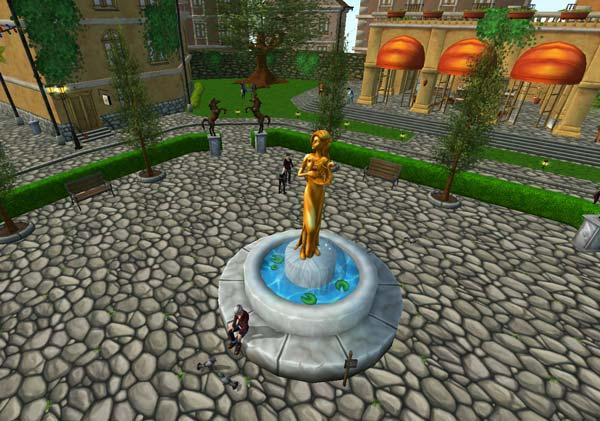 Plac Aideen – serce Starego Miasta!