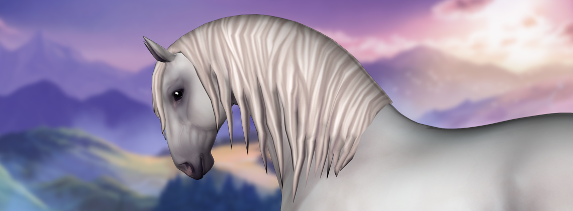 Star Stable Teasers: The Lusitano